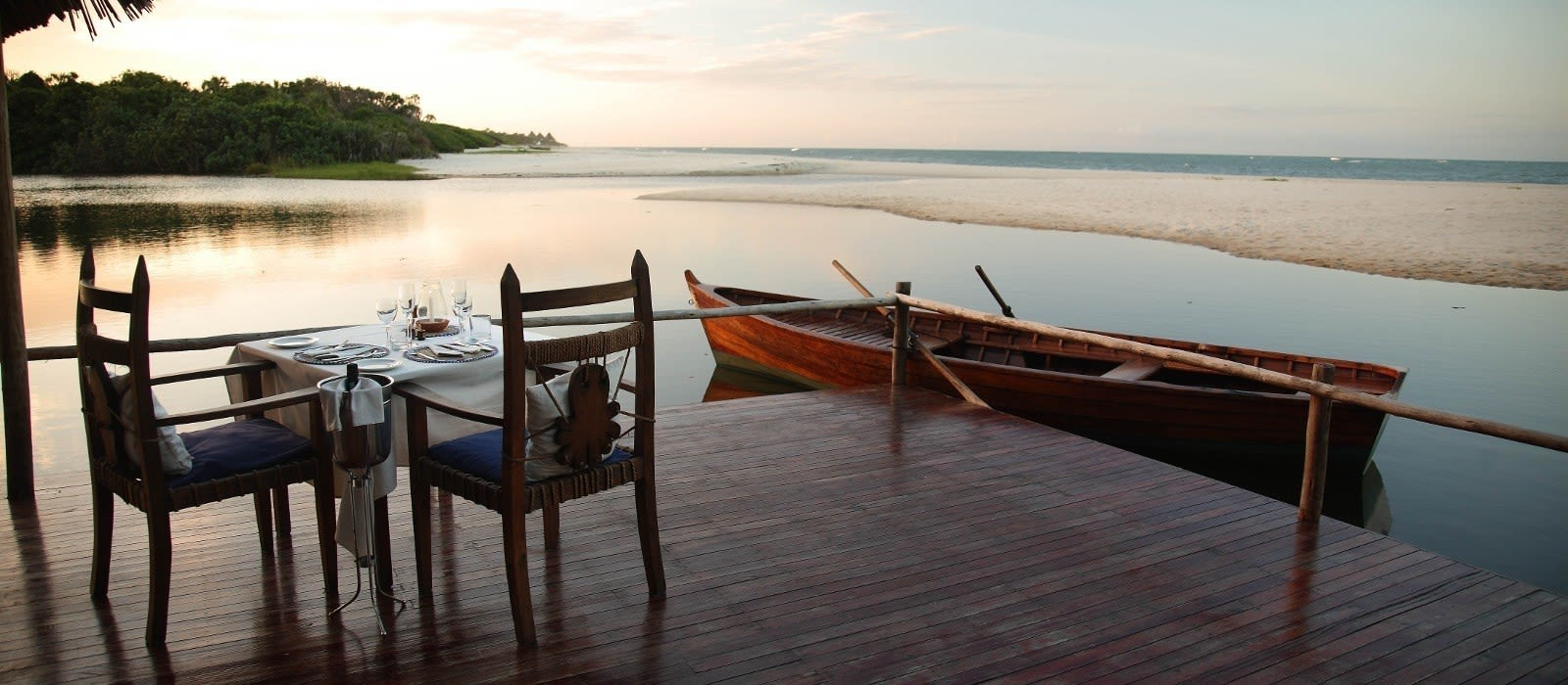 Hotel Ras Kutani Tansania