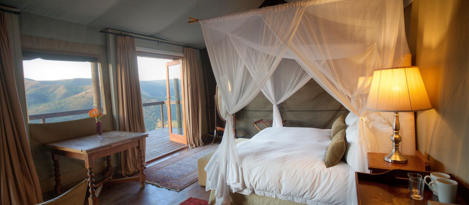 Hotel Camp Figtree Südafrika