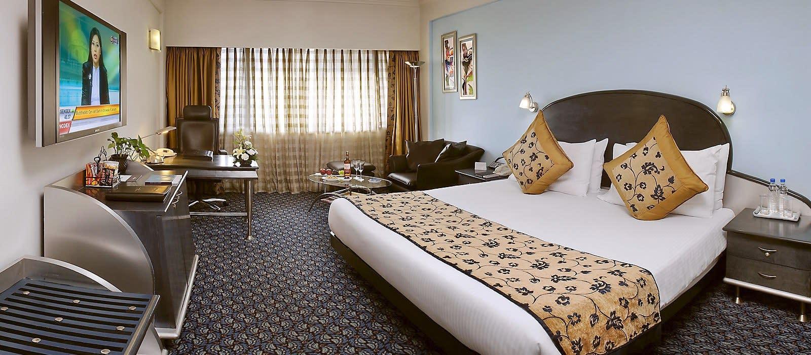 Hotel The Suryaa Nordindien