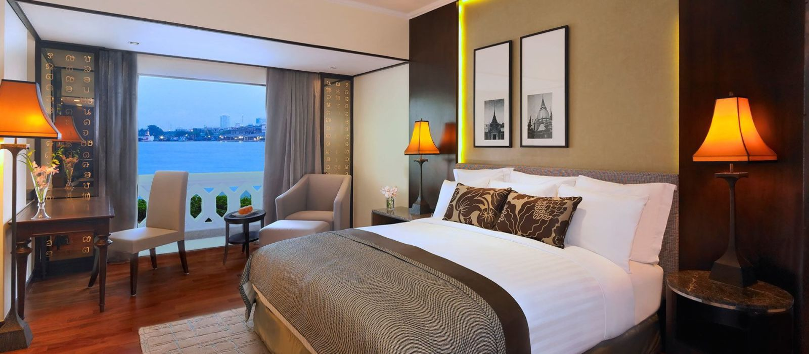 Hotel Anantara Riverside Bangkok Thailand