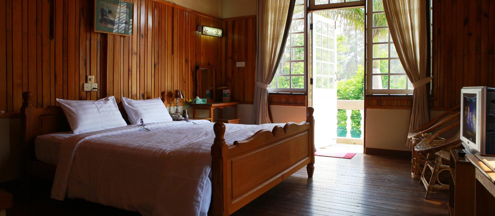 Hotel Pine Hill Resort Myanmar