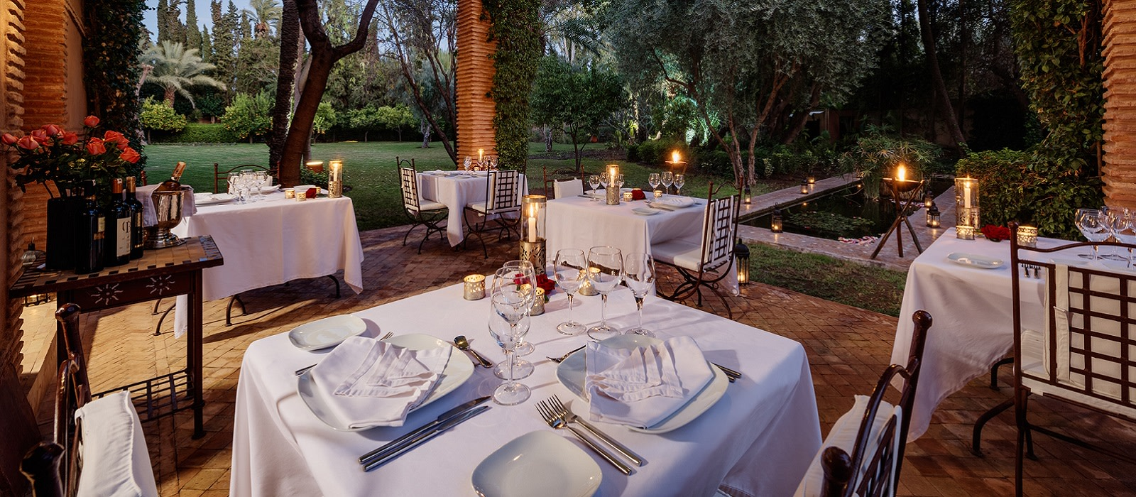 Hotel Dar Zemora Marokko