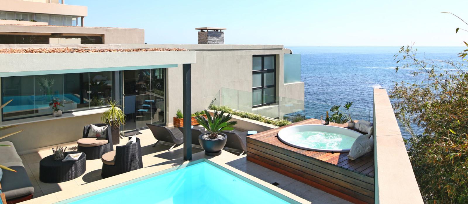 Hotel Azamare Guest House Südafrika