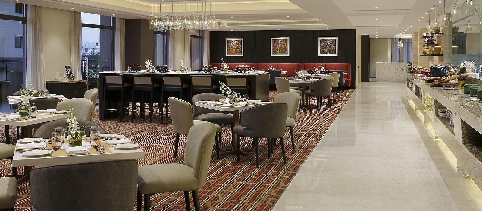 Hotel Novotel Lucknow Gomti Nagar Nordindien