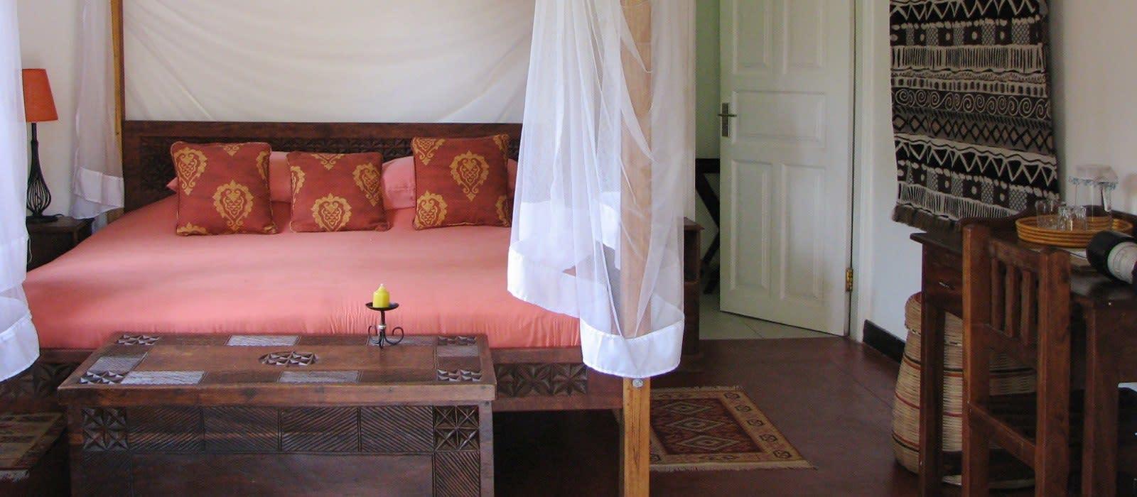 Hotel The Boma Guest House Uganda