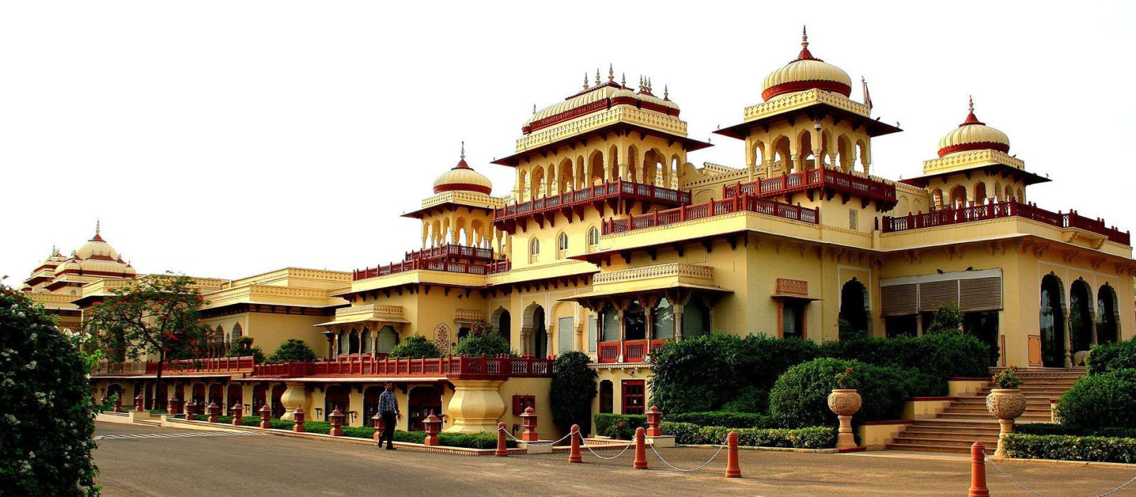 Hotel Taj Rambagh Palace Nordindien