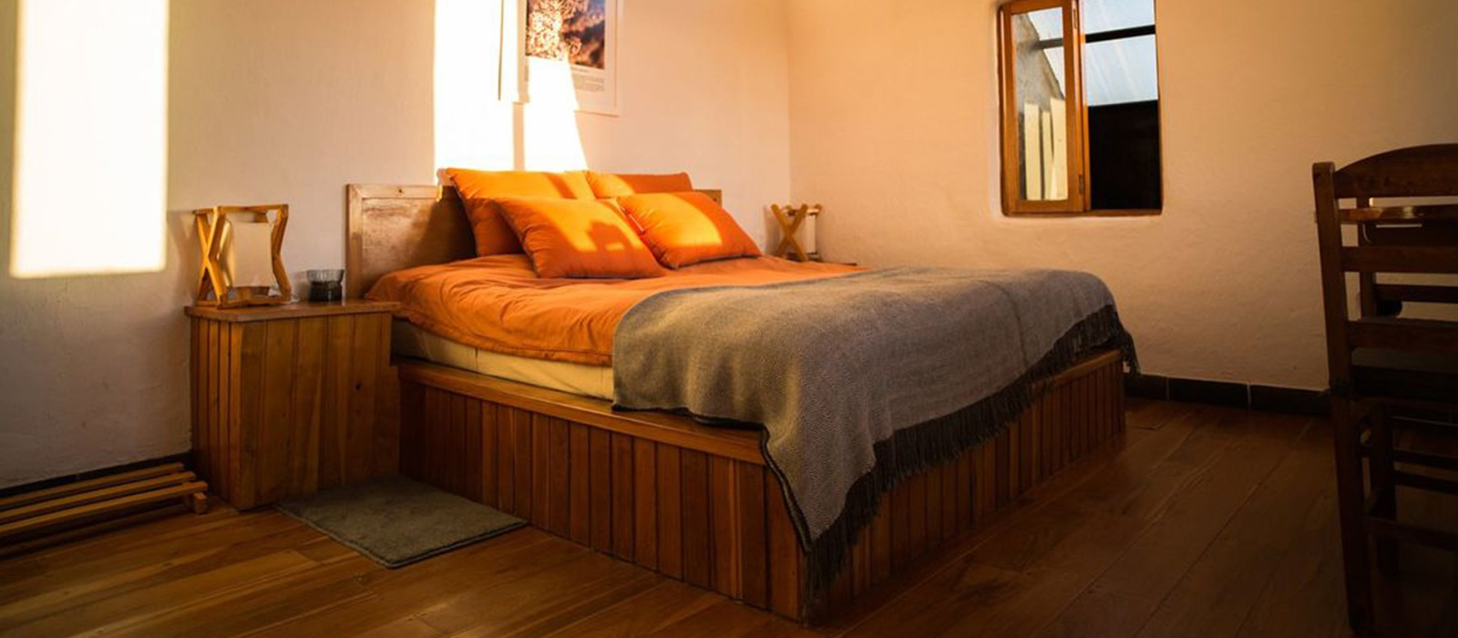 Hotel Ecolodge La Estancia Bolivia