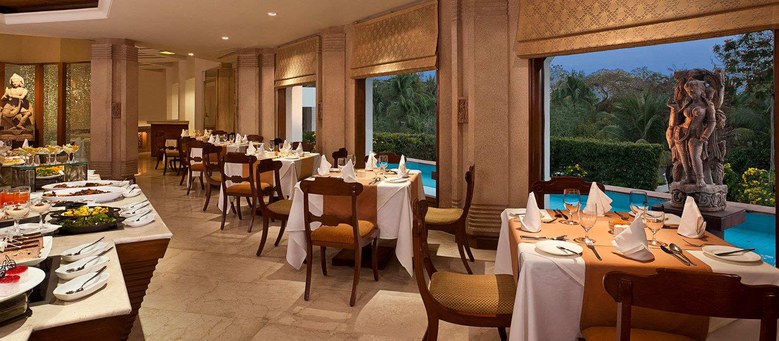 Hotel The Trident Bhubaneswar Ostindien