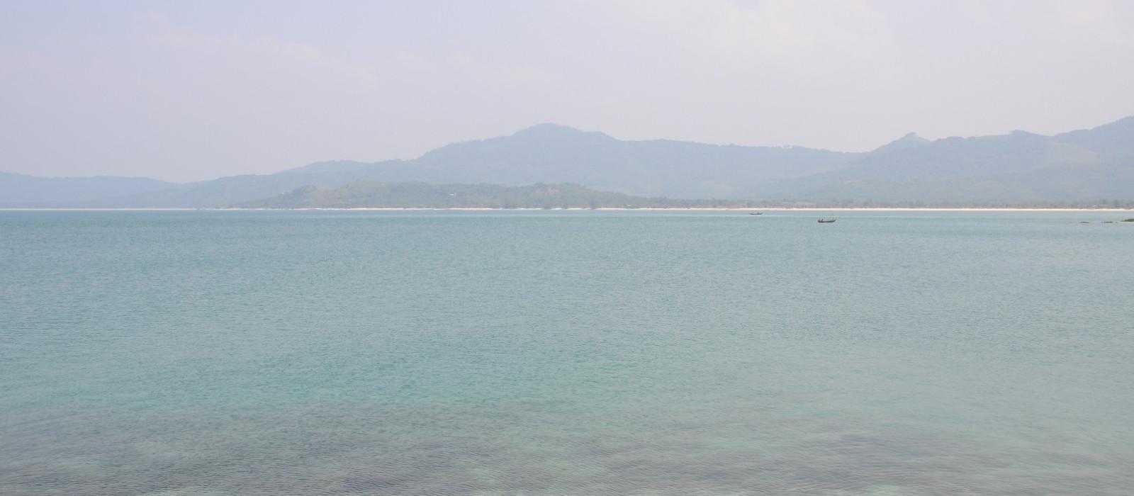 Reiseziel Dawei Myanmar