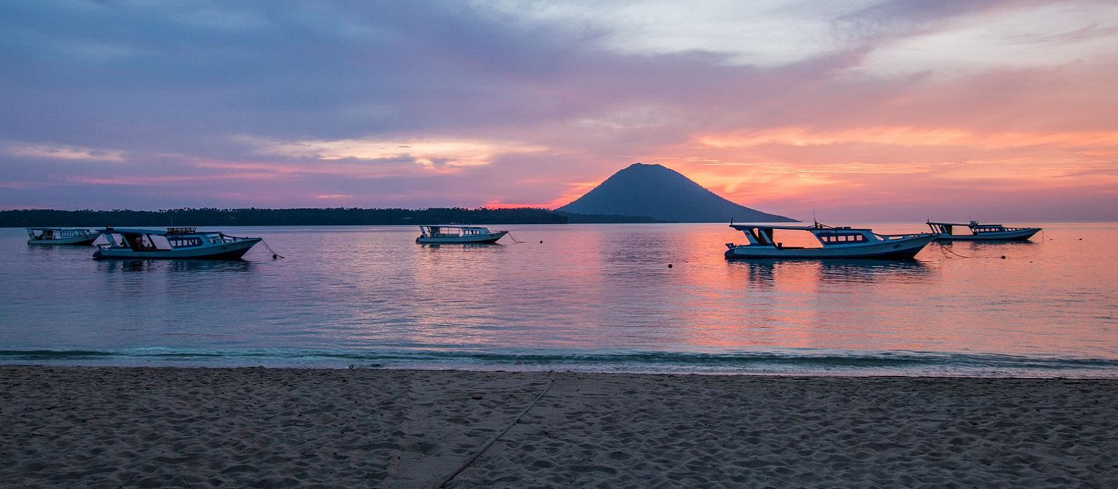 Reiseziel Sulawesi, Bunaken National Park Indonesien