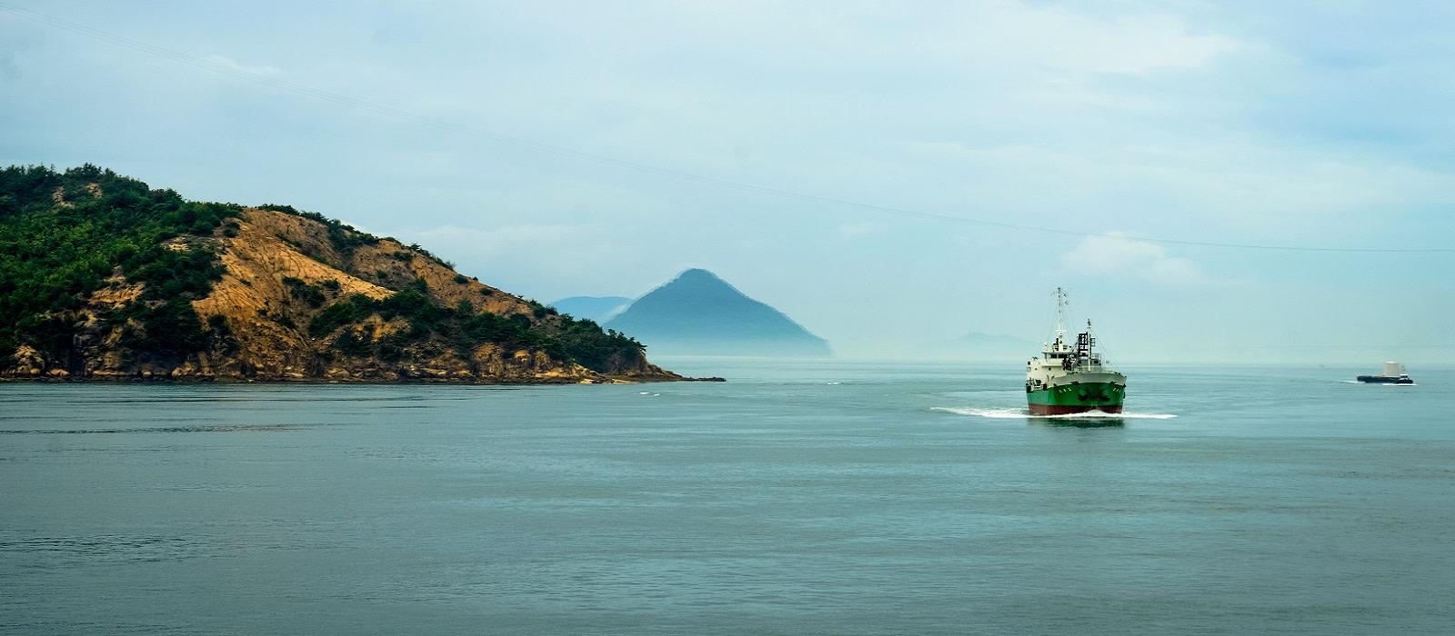 Reiseziel Naoshima Japan