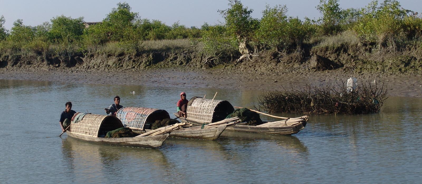 Reiseziel Mrauk U Myanmar