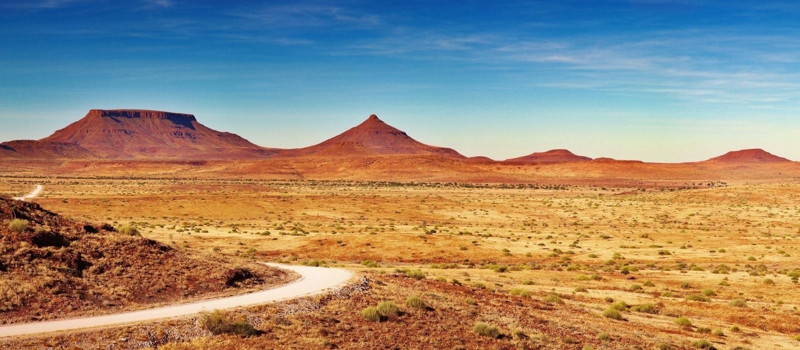 Reiseziel Damaraland (Twyfelfontein) Namibia