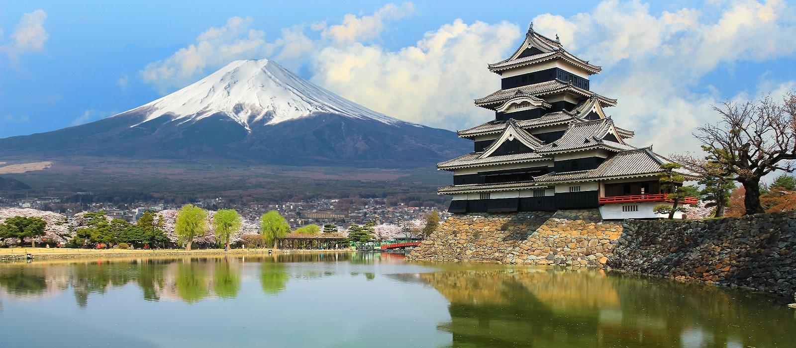 Reiseziel Matsumoto Japan