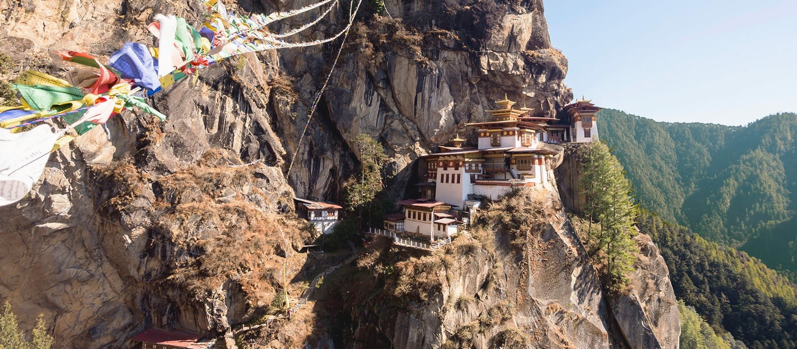 Reiseziel Paro Bhutan
