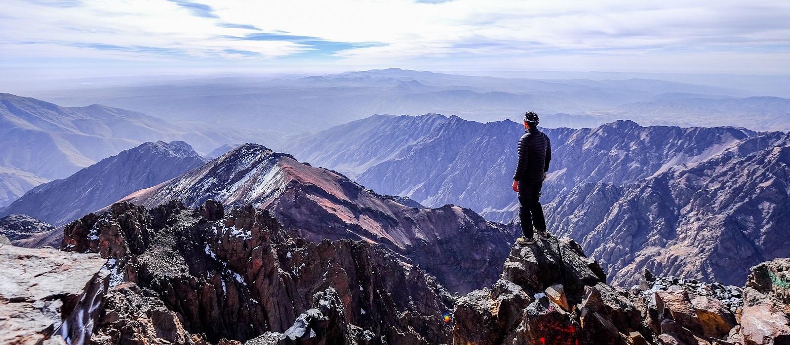 Reiseziel Atlas-Gebirge Marokko