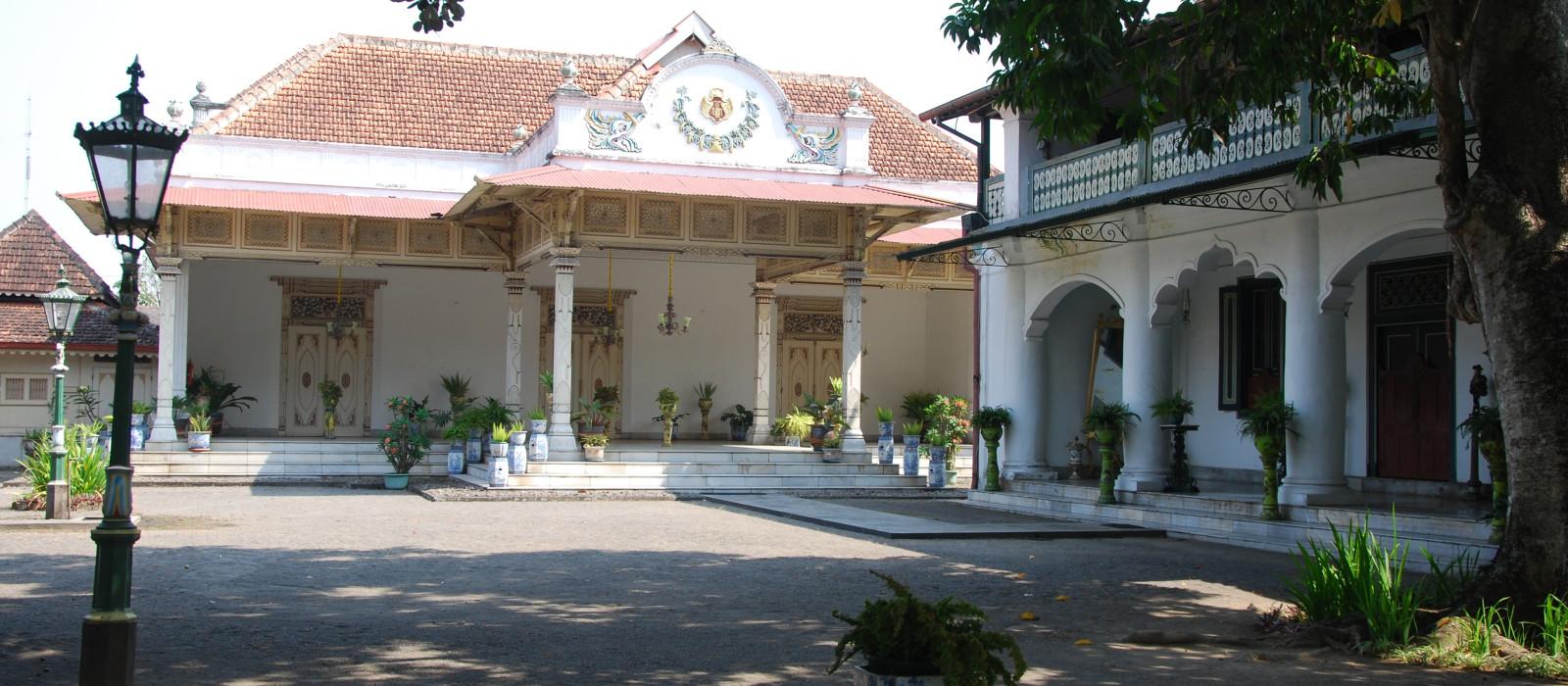 Reiseziel Java,Yogyakarta Indonesien