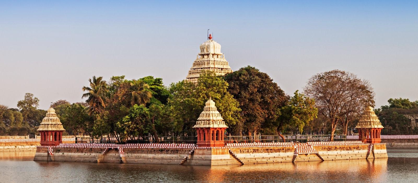 Reiseziel Madurai Südindien