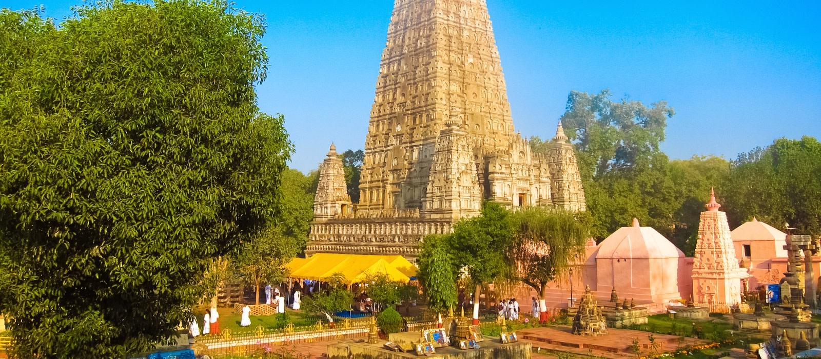 Reiseziel Bodhgaya Zentral- & Westindien