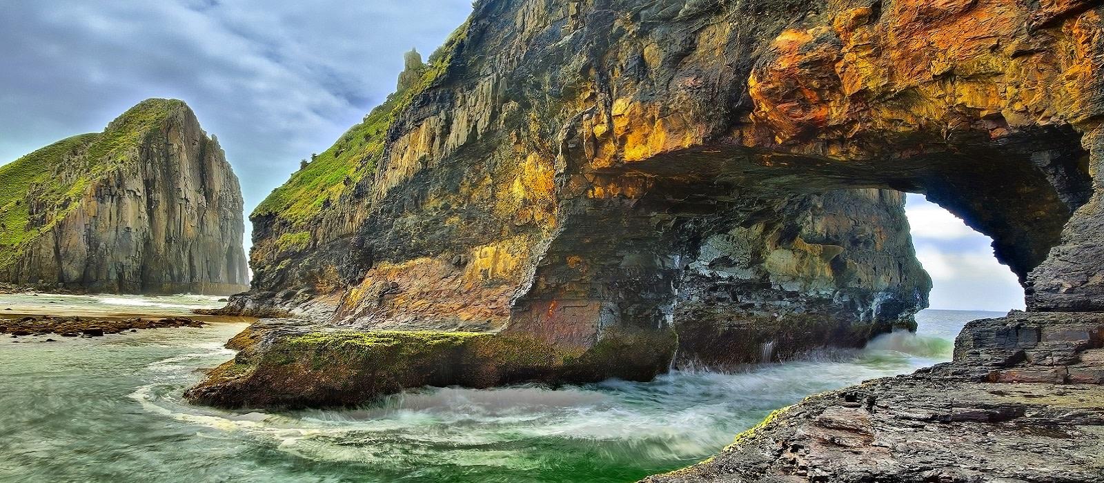 Reiseziel Östliche Wild Coast Südafrika