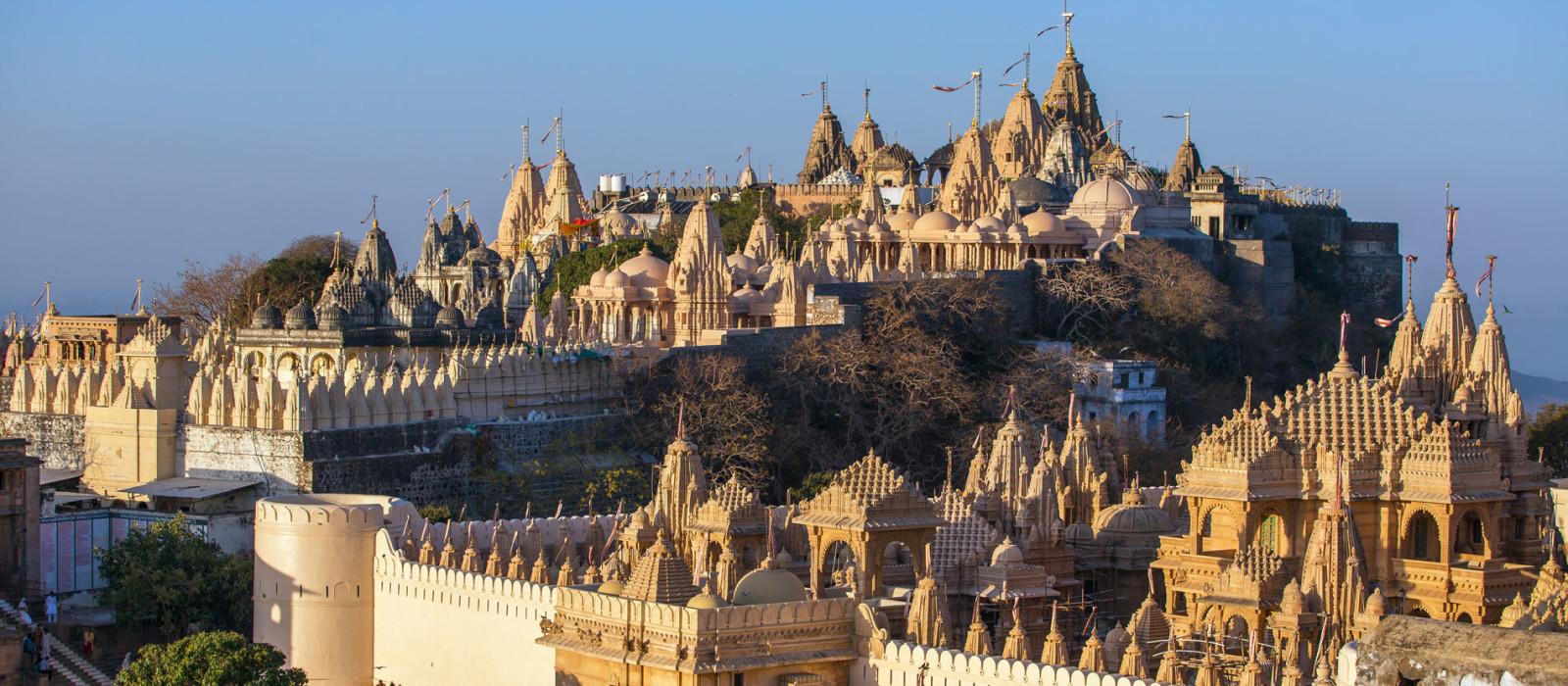 Reiseziel Bhavnagar Zentral- & Westindien