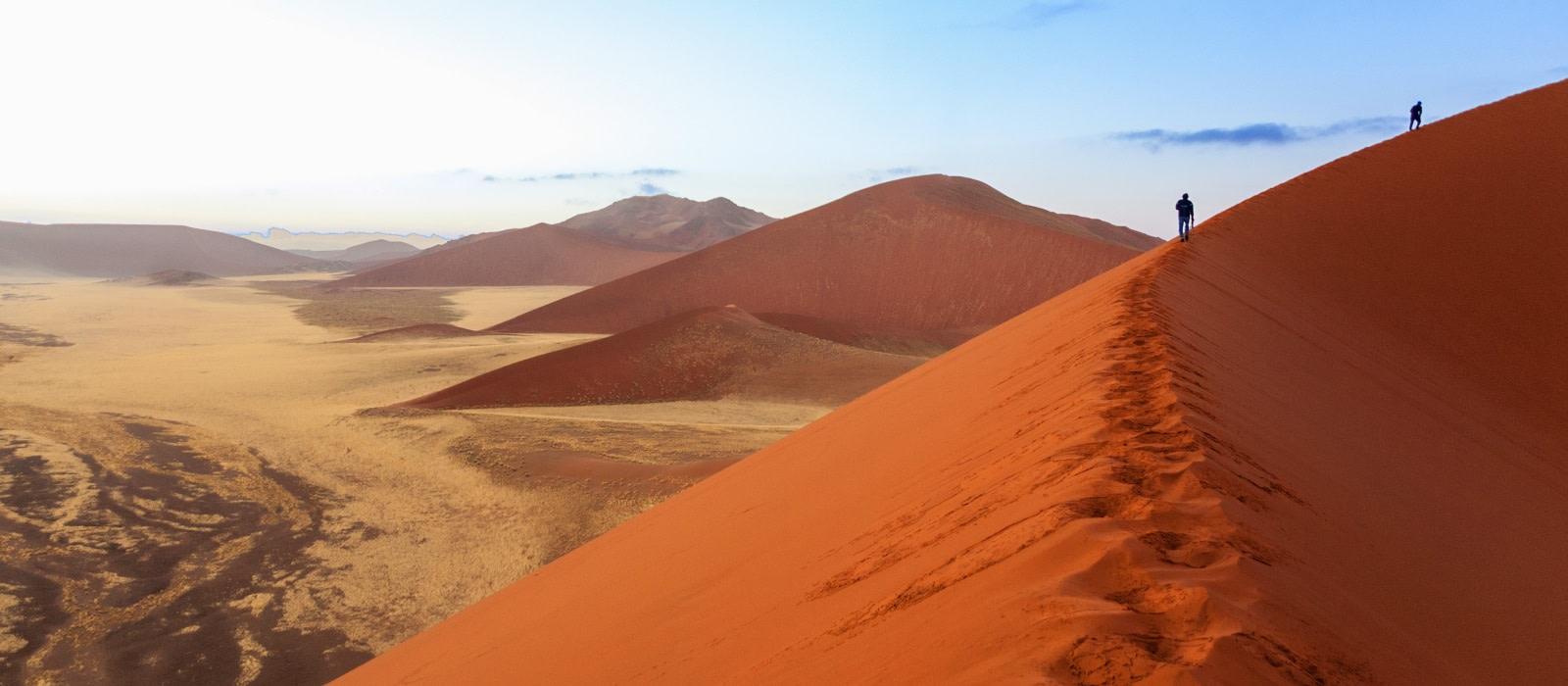 Destination Namib Desert Namibia