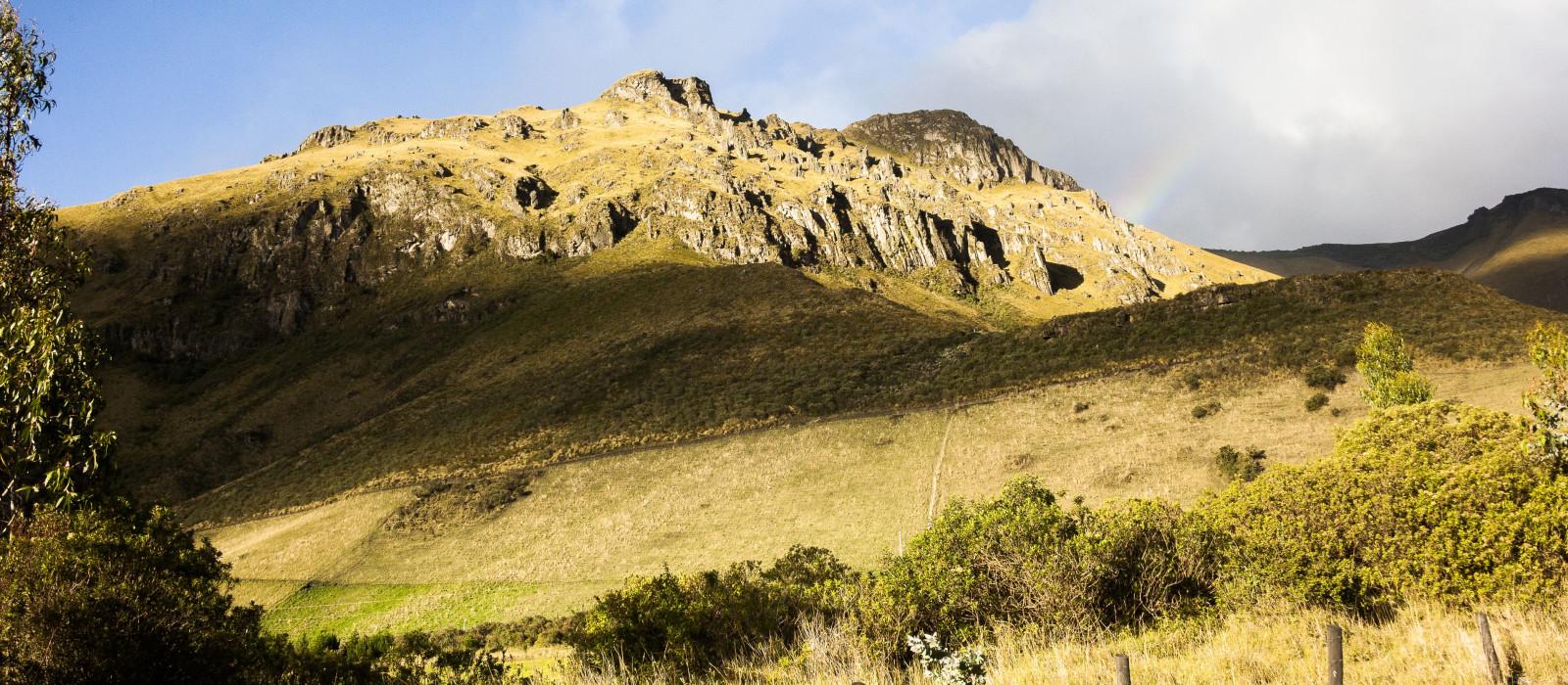 Reiseziel Papallacta Ecuador/Galapagos