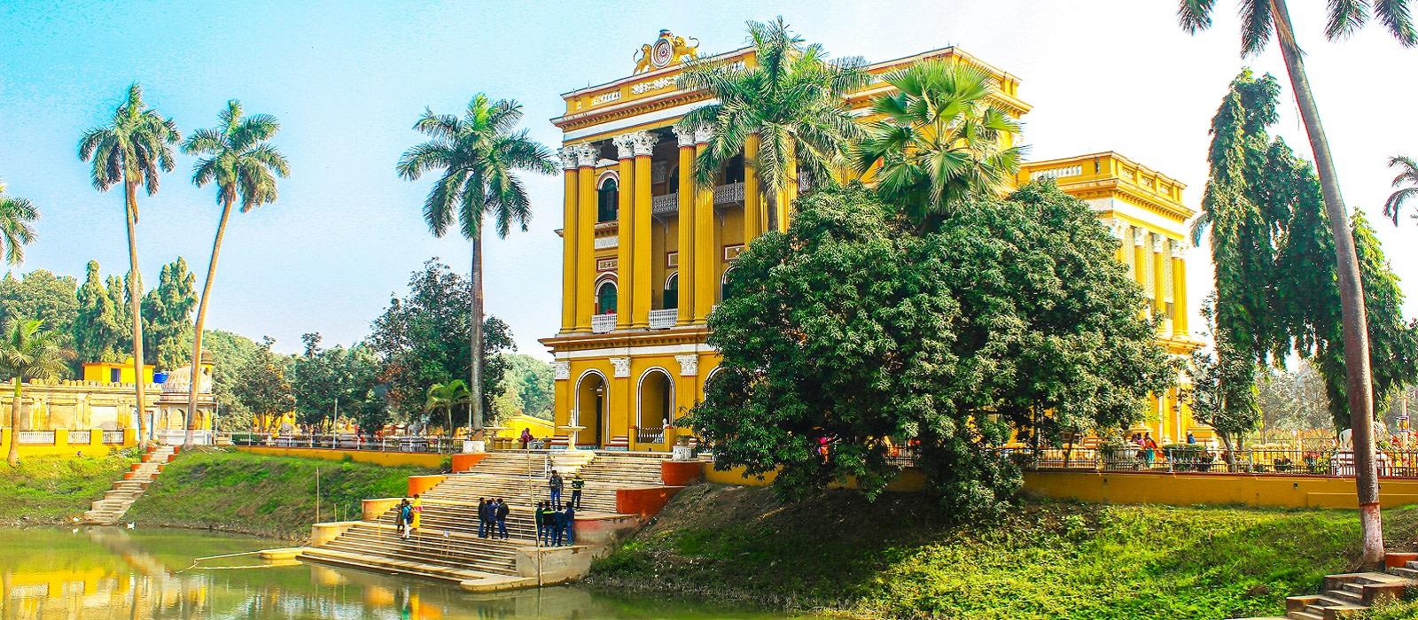 Reiseziel Murshidabad Ostindien