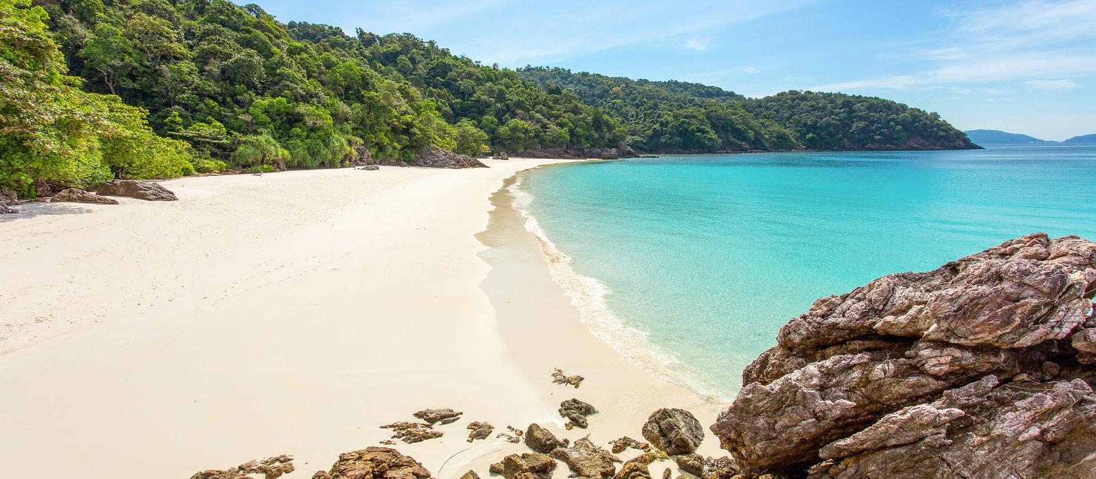 Reiseziel Southern Mergui Archipelago Myanmar
