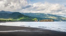 Reiseziel Ende Indonesien
