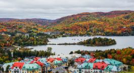 Reiseziel Mont-Tremblant Kanada