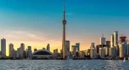 Reiseziel Toronto Kanada