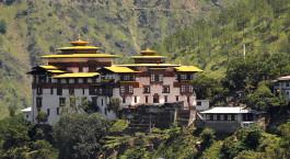Reiseziel Trashigang Bhutan
