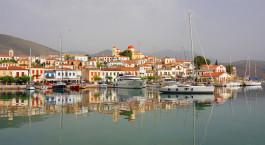Destination Galaxidi Greece