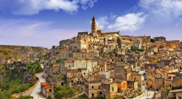 Reiseziel Matera Italien