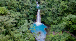 Reiseziel Tenorio/Rio Celeste Costa Rica