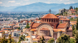 Reiseziel Thessaloniki Griechenland