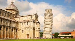 Reiseziel Pisa Italien