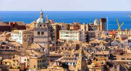 Reiseziel Genua Italien