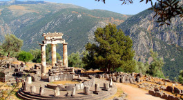 Destination Delphi Greece