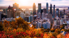 Reiseziel Montreal Kanada