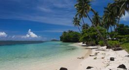 Reiseziel Savaii Samoa