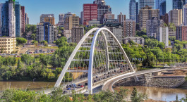 Reiseziel Edmonton Kanada