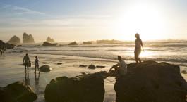 Reiseziel Greymouth Neuseeland