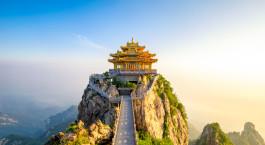 Reiseziel Luoyang China