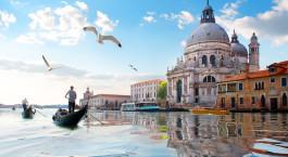 Reiseziel Venedig Italien