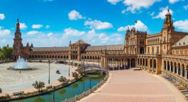 Reiseziel Sevilla Spanien