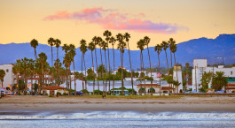Reiseziel Santa Barbara USA