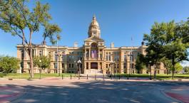 Destination Cheyenne USA