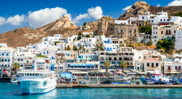 Destination Naxos Greece